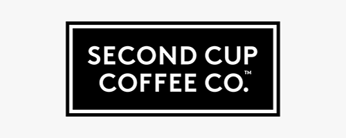 Second Cup banner
